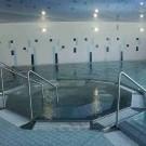 Vířivka a bazén