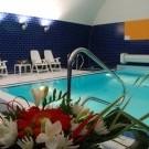Bazén hotelu Dvořák