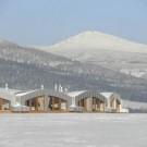 Zimní víkend na horách