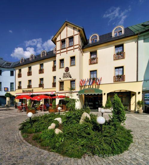 Krkonošská relaxace - hotel